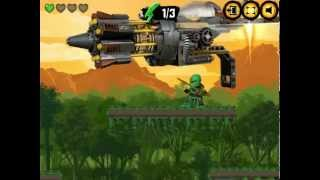 getlinkyoutube.com-🈯Sir Fangar Plays LEGO NinjaGo Rush #1