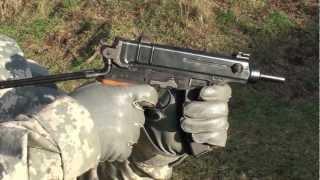 getlinkyoutube.com-Shooting vz. 61 Scorpion submachine gun 7,65mm Br. - G's HD Gun Show