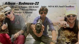 getlinkyoutube.com-Karni Padi Badmassi   करनी पड़ी बदमाशी   Badmas 22   MD & KD   Haryanvi Super Hit Songs