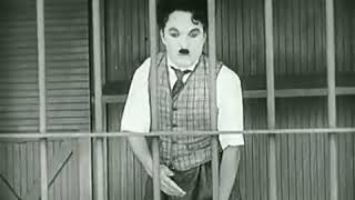 getlinkyoutube.com-Charlie Chaplin - The Lion's Cage