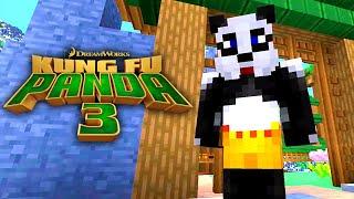 getlinkyoutube.com-Kung Fu Panda 3 | MINECRAFT TRAILER