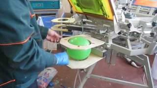 getlinkyoutube.com-Карусель - печать на шариках