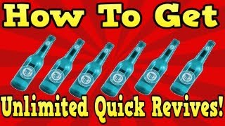 """getlinkyoutube.com-""""Black Ops 2 Buried"""" Unlimited Quick Revives In Solo Trick! (""""Black Ops 2 Zombies"""")"""