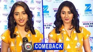 getlinkyoutube.com-Disha Parmar BACK With A NEW SHOW | Woh Apna Sa | Zee TV