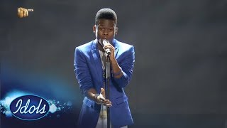 Top 10 Performance: Botlhale's big risk | Idols SA Season 13