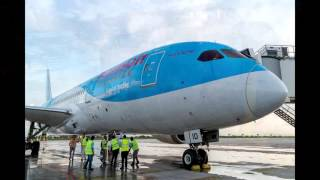 getlinkyoutube.com-Boeing 787-8 Dreamliner Thomson