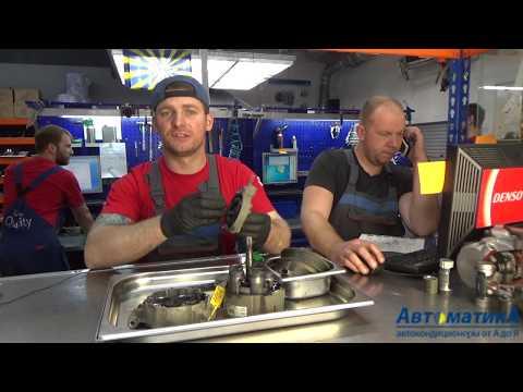 Как правильно установить компрессор кондиционера? В каких случаях нужно промывать систему?