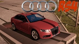 Audi RS4 - Euro Truck Simulator 2