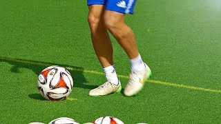 getlinkyoutube.com-Football Challenges in the Bayern Munich Stadium