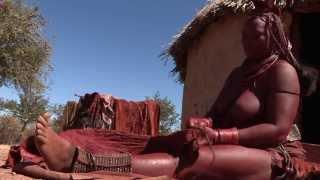 getlinkyoutube.com-Namibie : Population-Himba