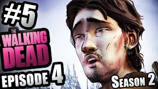 getlinkyoutube.com-The Walking Dead ~ WHY DID YOU HAVE SEX?! ~ [ Season 2 Episode 4 Gameplay Part 5 ]