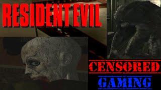 getlinkyoutube.com-Resident Evil 1 Censorship - Censored Gaming Ft. Avalanche Reviews