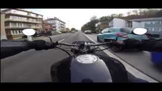 Honda 750cc Test GoPro HERO3 Plus Black Edition