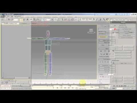 3DXchange5 Tutorial - Importing FBX Motions to iClone via 3DS Max