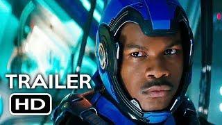 Pacific Rim 2: Uprising Official Trailer #1 (2018) John Boyega Sci-Fi Action Movie HD