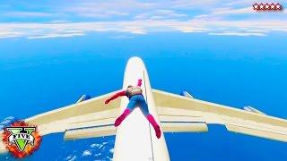 getlinkyoutube.com-HikePlays GTA 5 SPIDERMAN! - GTA 5 PC MOD Spiderman w/ Grappling Hook (GTA 5 MOD)