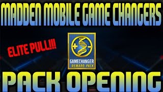 getlinkyoutube.com-Madden Mobile - 45X GAME CHANGER PACK OPENING - Sick EA