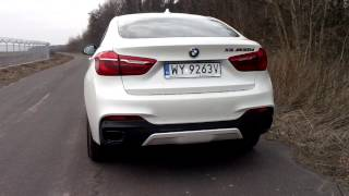 getlinkyoutube.com-New BMW X6 M50d (2015) exhaust sound