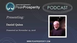 getlinkyoutube.com-Daniel Quinn: Pursuing A Better Path