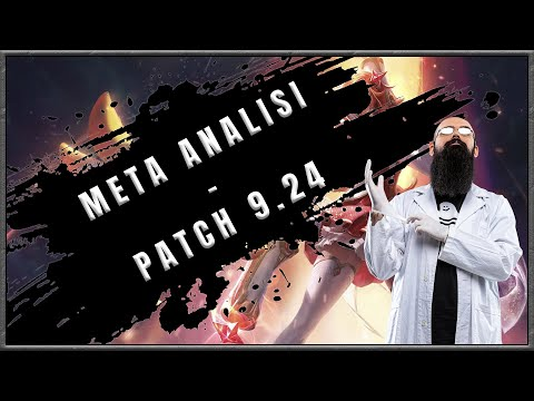 Meta Analisi - Patch 9.24