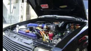 getlinkyoutube.com-Chevette Turbo , teste 0 -100 160 km/h e arrancada em interlagos !