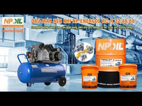 Dầu nhớt máy nén khí Energol RC R | Dầu nhớt NPoil