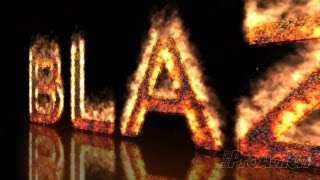 getlinkyoutube.com-Another example of using Text On Fire in Adobe After Effects