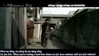 getlinkyoutube.com-[Vietsub-Kara-Engsub] Saldaga - SG Wannabe [Sad Love Story OST]