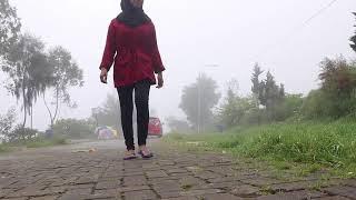 Tragedi Hujan Salju di Sikunir Wonosobo I pendaki kusam width=
