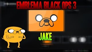 getlinkyoutube.com-Black Ops 3 | Emblemas | Jake