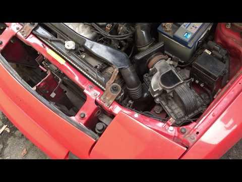 Mazda 323f для 'чайников» Не включается вентилятор охлаждения. Как диагностировать причину.