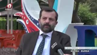 Mustafa IŞIK İlçemizi anlattı