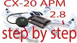 getlinkyoutube.com-cx20 factory apm to apm 2 6 - 2.8 step by step