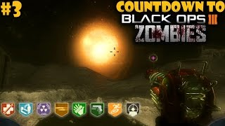 BLOWING UP THE EARTH! - Countdown to Black Ops 3 Zombies on MOON LIVE FINALE!