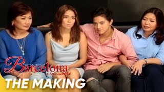 The Making of 'Barcelona: A Love Untold'