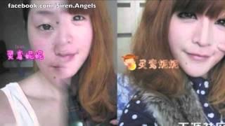 getlinkyoutube.com-Amazing Asian Girl Transformation - OMG!!!