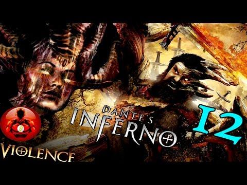 +18 Прохождение Игры Dante's Inferno Часть 12 - Обман!!!