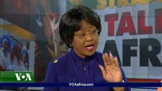 Straight Talk Africa Amb. Arikana Chihombori-Quao w praise for the Zimbabwean people
