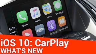 getlinkyoutube.com-What's New with CarPlay in iOS 10