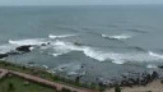getlinkyoutube.com-Beautiful Vizag Beach