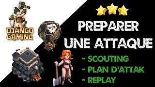getlinkyoutube.com-[SCOUTING] GoVaLo -  Préparer une attaque 3 étoiles Hdv 9 - Clash of Clans