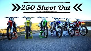 getlinkyoutube.com-Motocross Action's 2016 250F Shoot Out