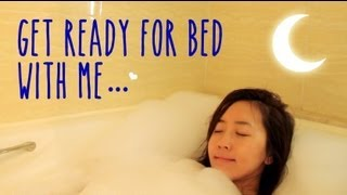 Get Ready For Bed With Me