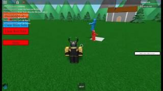 Totally ROBLOX Battle Simulator Ep 1