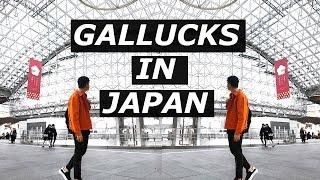 getlinkyoutube.com-What I Did in Japan | Gallucks