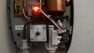 getlinkyoutube.com-แนวทางการตรวจเช็คซ่อมเครื่องน้ำอุ่นSHARPรุ่นWH-33อาการไม่อุ่นไฟไม่ติด