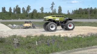 getlinkyoutube.com-Liljegrens Monster Race 4-5 Juni 2011