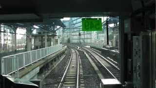 getlinkyoutube.com-【HD展望車窓】 山手線 外回り 一周 Yamanote Line cockpit view vid
