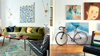 getlinkyoutube.com-Interior Design –  A Playful Living Room Makeover