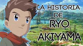 Digimon: La historia de Ryo Akiyama